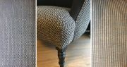 Décoration d'un appartement, rideaux sur-mesure, mobilier de chez Bo Concept, Habitat et AM PM - Julie Béringué Architecte d'intérieur à Toulouse